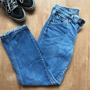 Vintage Dickies High Waisted Jeans